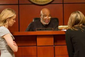 juez negro